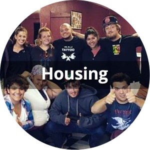 hosea youth services housing